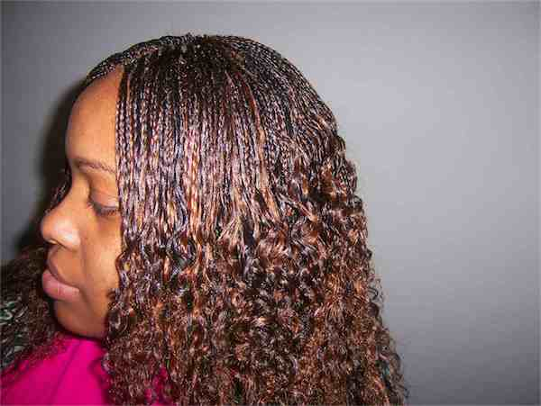 Gina Hair Braiding Cincinnati Ohio - Flat Twist Hairstyles